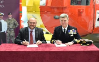 Armed Forces Covenant with Candlelight care