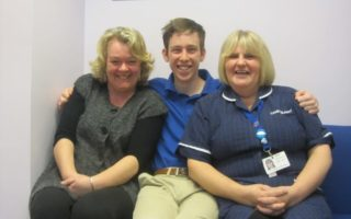 Outstanding Sherborne Care Team through to Care Focus Finals