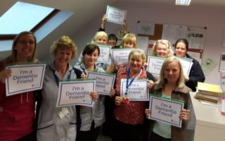 Candlelight is Committed to Dementia Friends