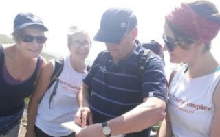 Peter Lugg's Ten Tors Charity Challenge raises £1,735
