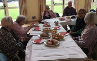 Wonderful Afternoon Tea for Candlelight Clients in East Sussex