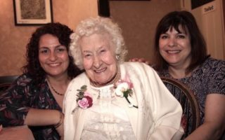 Congratulations Daisy – 108 years old!