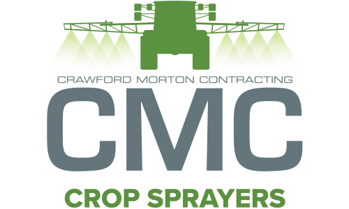 CMC Cropsprayers logo & web design