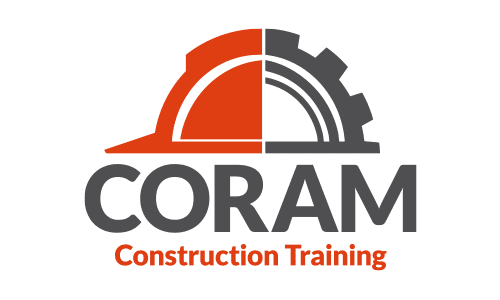 Coram construction training logo - Somerset