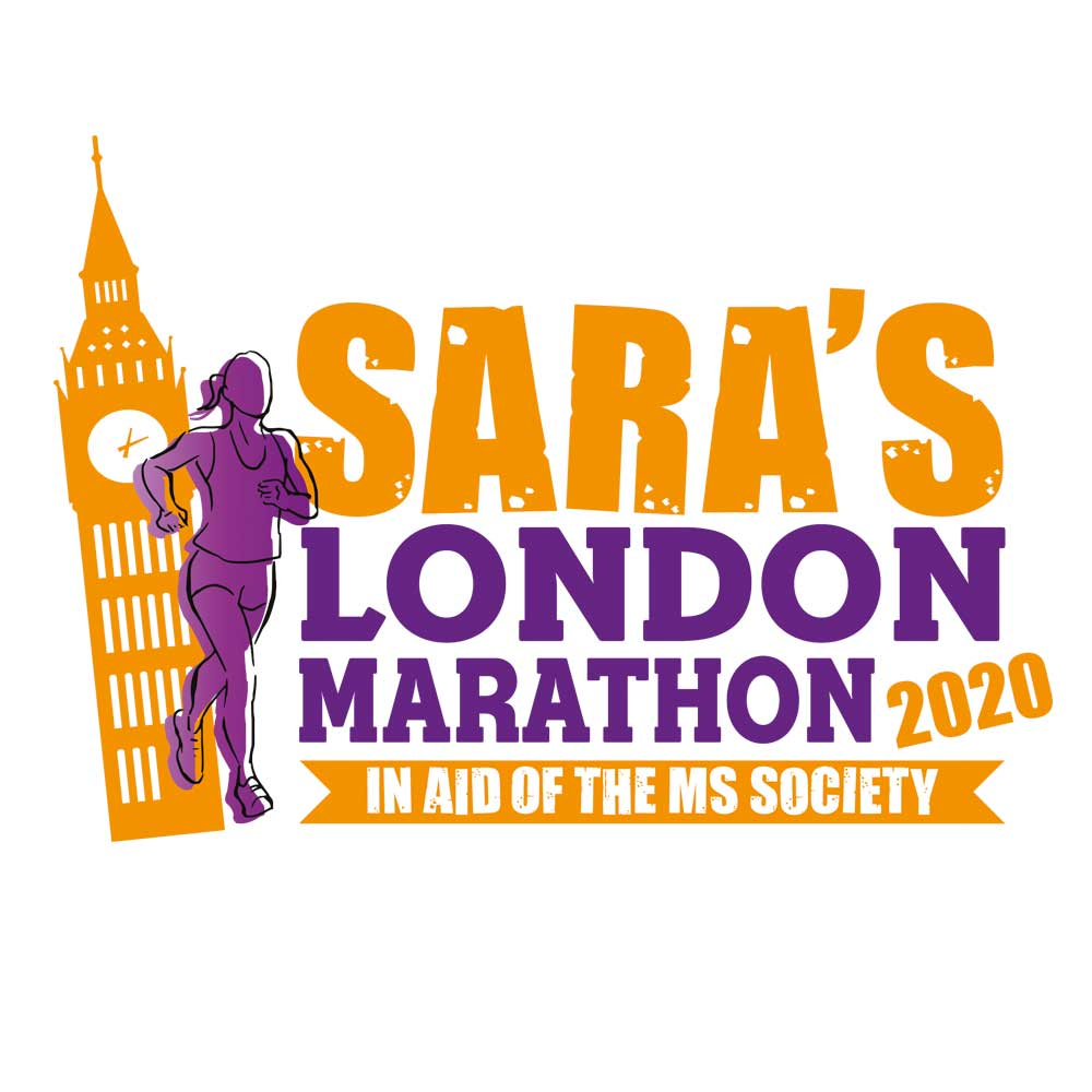 Sara's London Marathon 2020