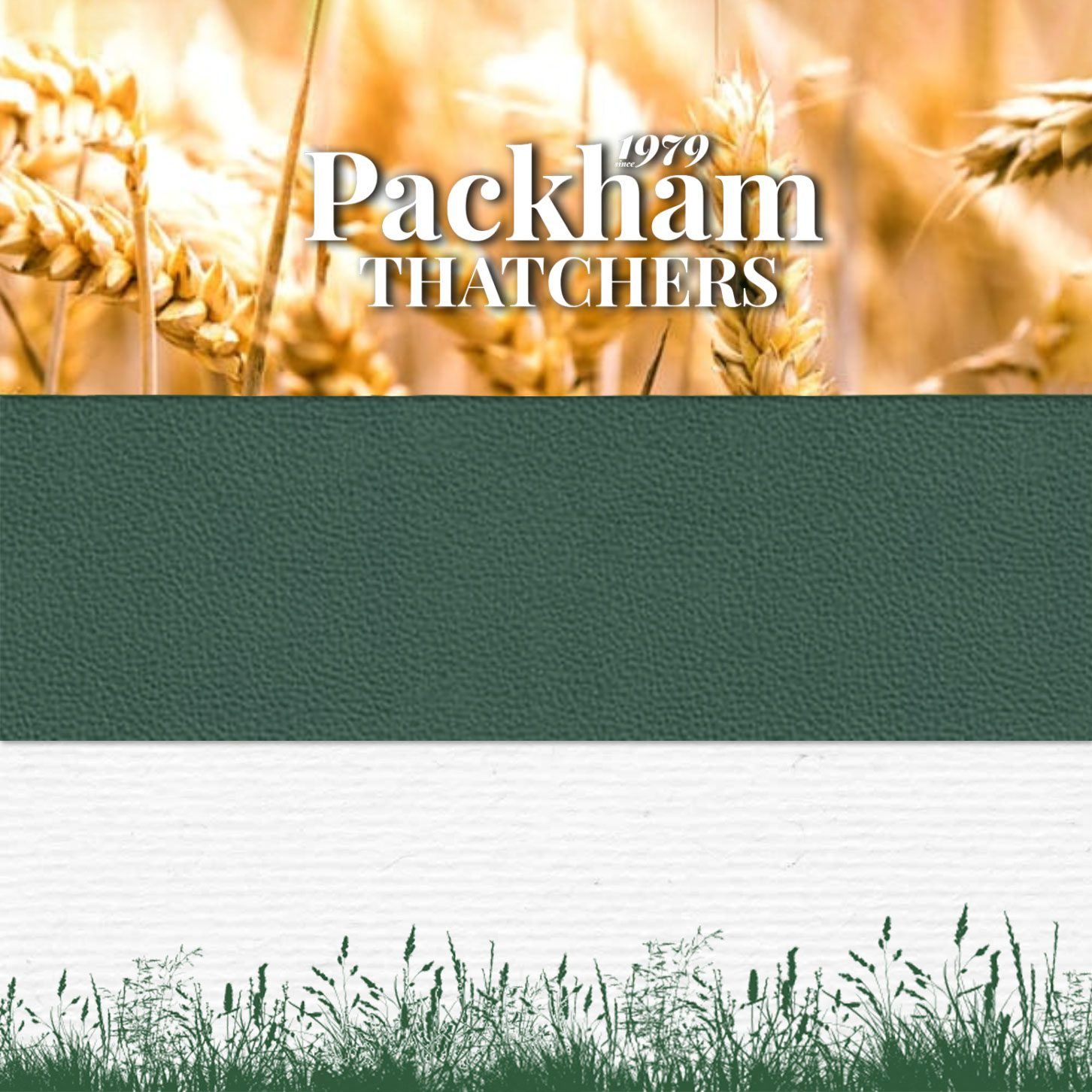 Adding texture in Website Design | Packham Thatchers website designed & developed by Stable Design