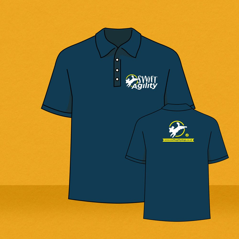 Swift Agility Dogs Logo Design & Embroidery