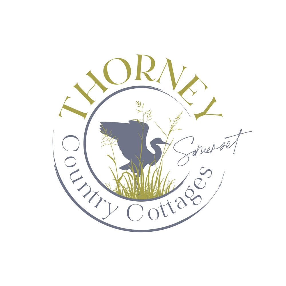 Thorney Country Cottages Logo Design