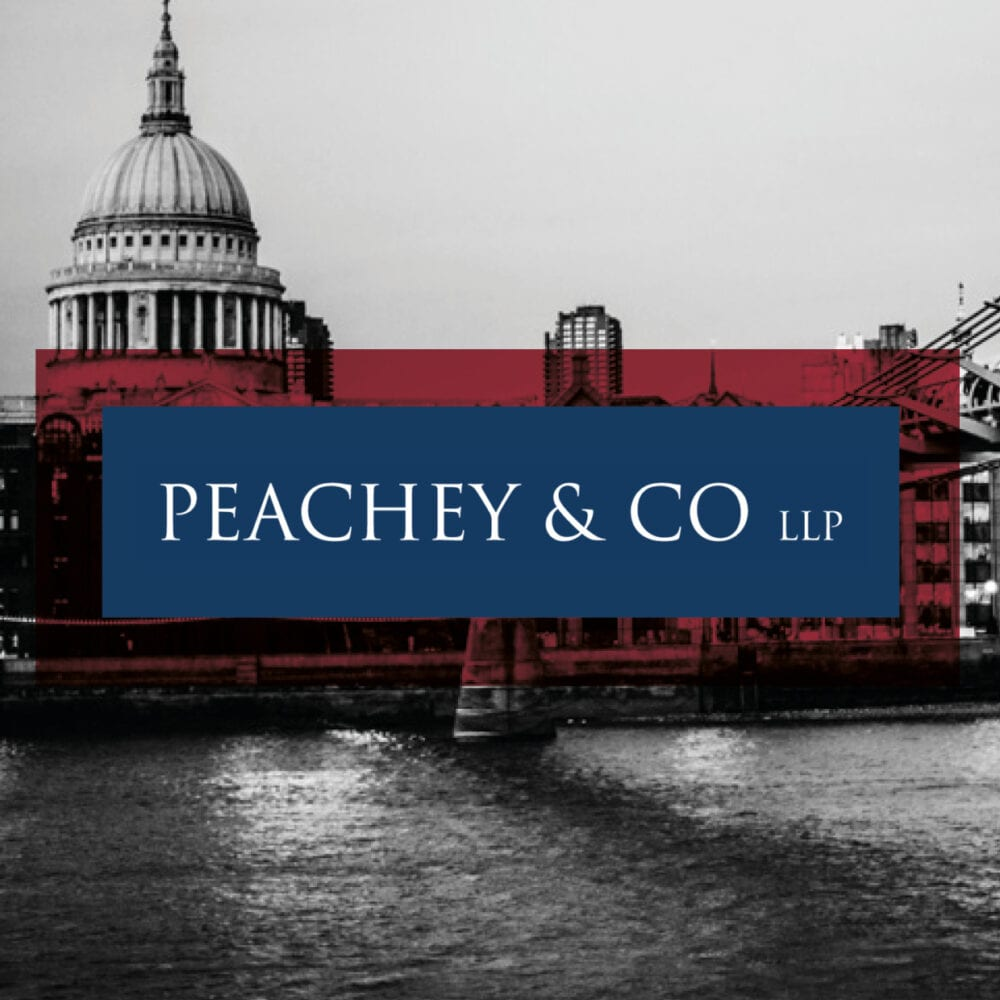 Peachey & Co LLP - boutique law firm