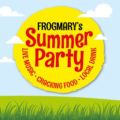 Frogmary Summer Party