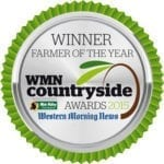 2015 Winner of Farmer of the Year - WMN Countryside