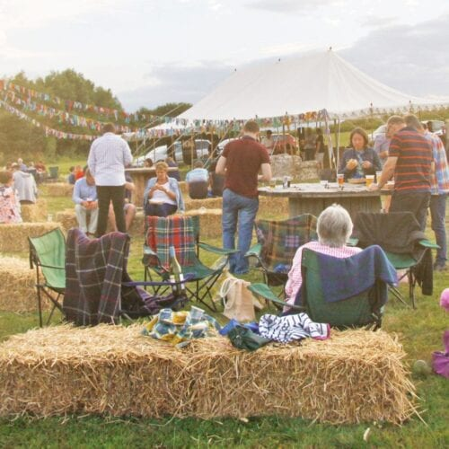 Events and Courses at Frogmary Green Farm