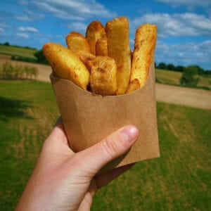 Chunky Chips | Farm and Field Cafe