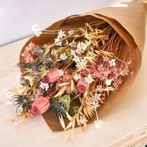 dried flower bouquets in somerset