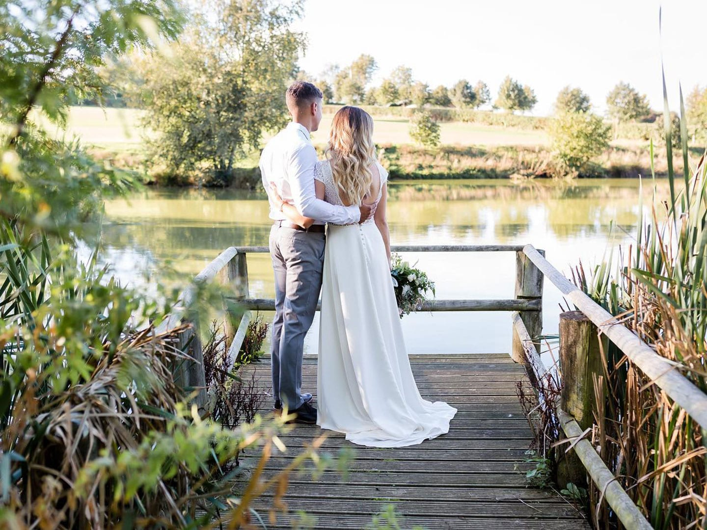 The White Barn - rustic wedding venue in South Somerset