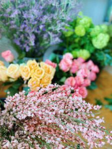 Fresh Flowers from Frogmary's Florist