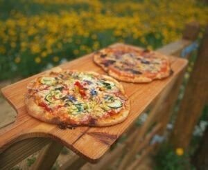 Farm and Field Cafe pizza night