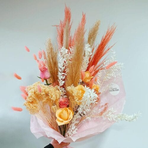 Fresh & Dried Flower Bouquets