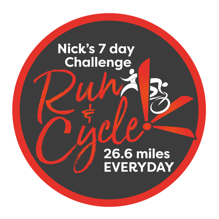 Nick's 7 Day Challenge Logo - no background