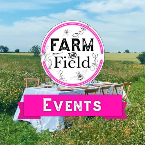 Farm and Field Cafe events