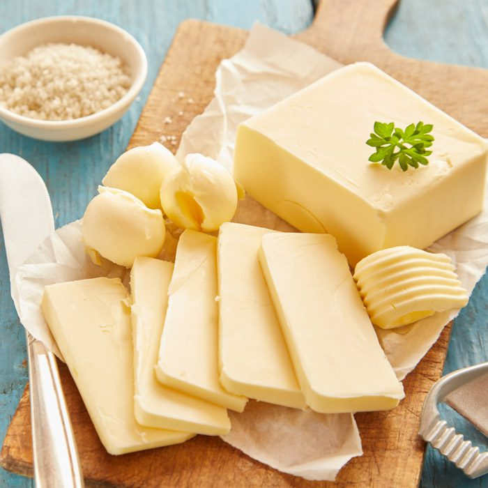 Fresh local butter deliveries Somerset