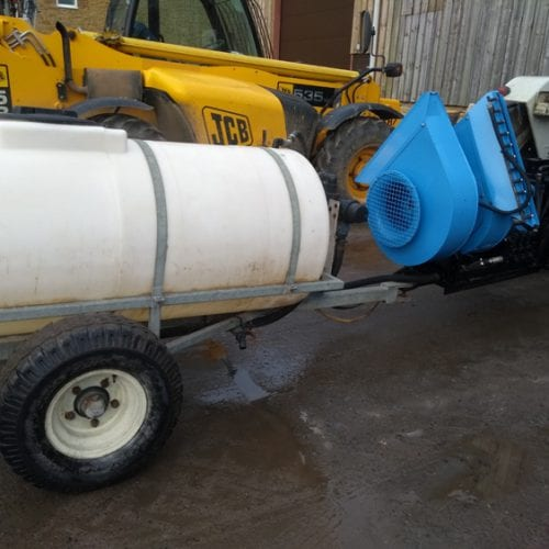 Victair Orchard Sprayer Fan for sale | CMC