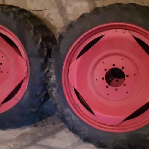 Clayton C4105 Buggy spare wheels for sale