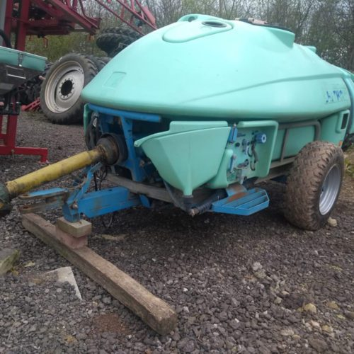 Berthoud Fructair 1500 for sale