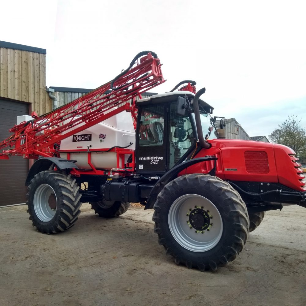 Knight Demount Sprayer for contract hire