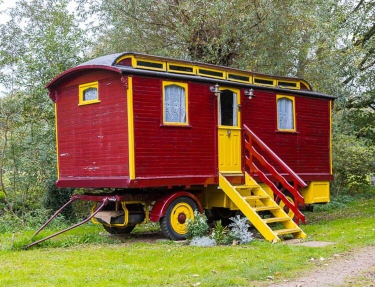 The Townsend | Stay in Traveller's Caravan