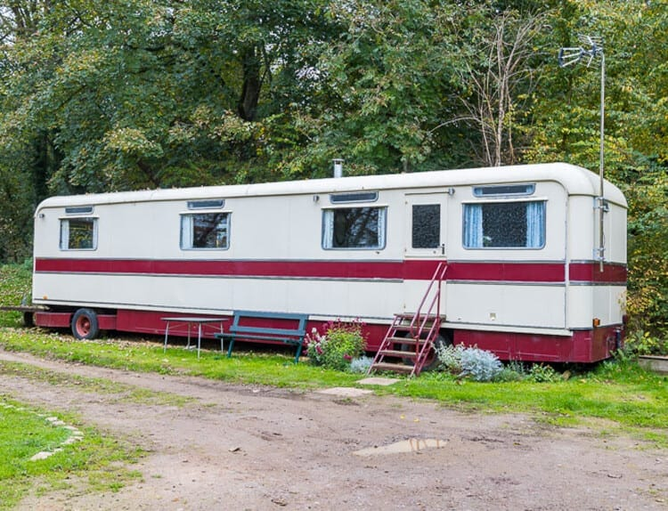 The Montague | Stay in motorhome