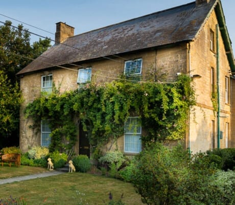Haselbury Mill country Hotel, Somerset, South West