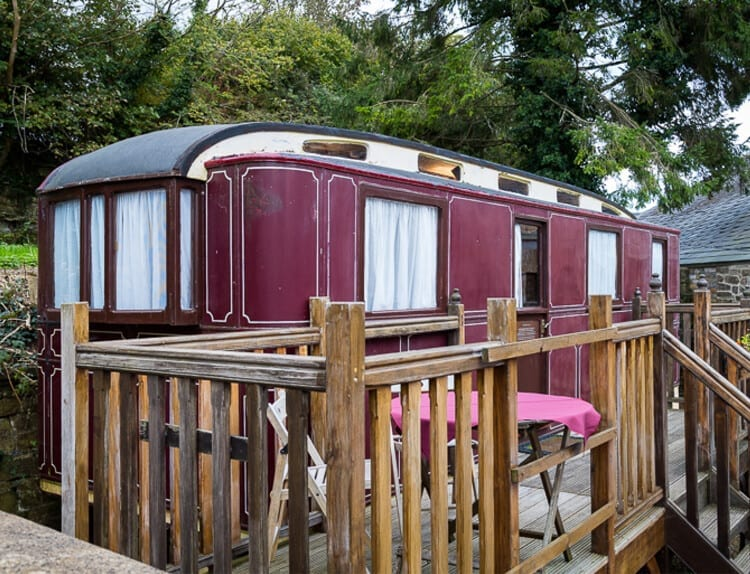 The Nottingham | Stay in Traveller's Wagon