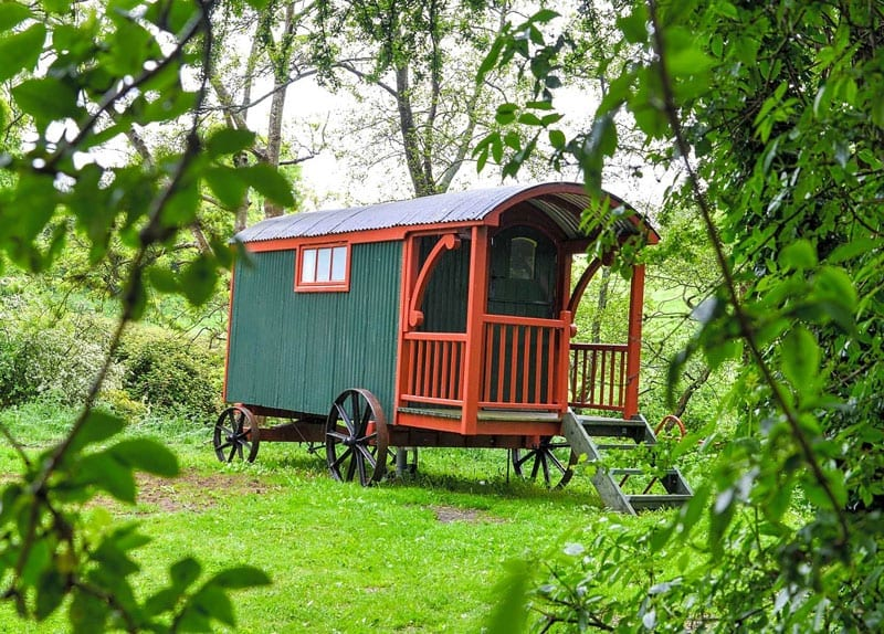 glamping Near Crewkerne Great local dog walks, and dog friendly caravans