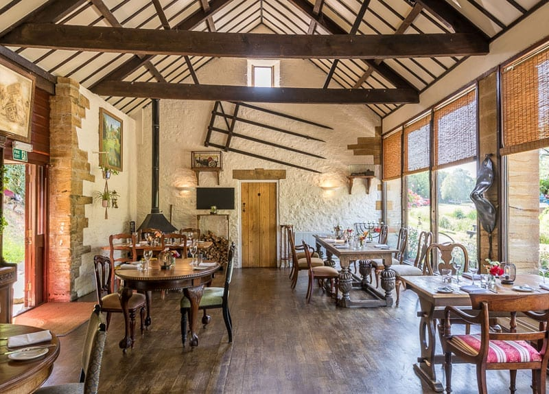 Lakeside Dinning near Crewkerne, Haselbury Mill events venue