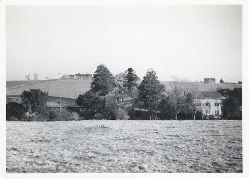 Scenic gardens - History of Haselbury Mill
