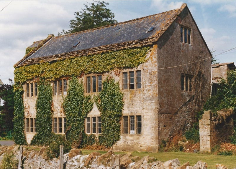 History of Haselbury Mill Building