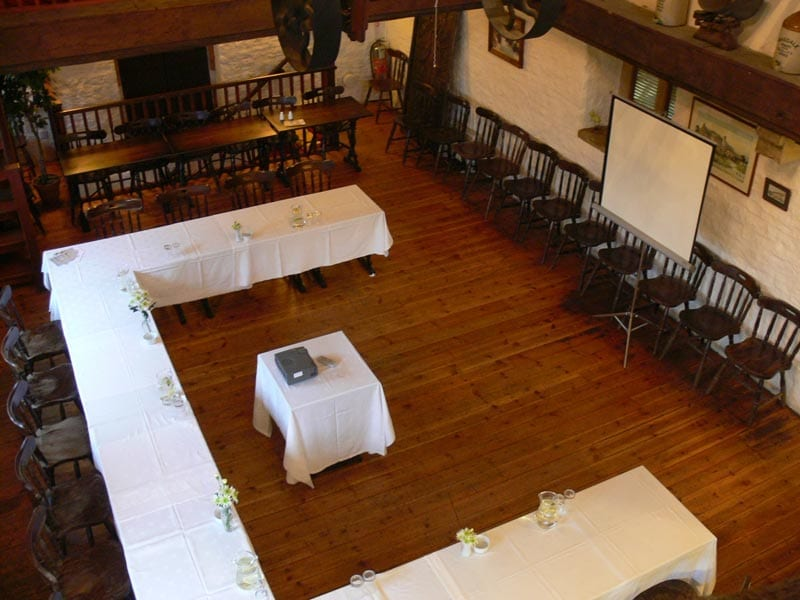 conference facilities near crewkerne