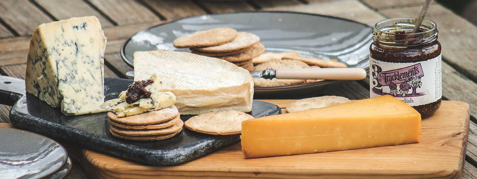 Brown & Forrest Smoked Cheese - Somerset