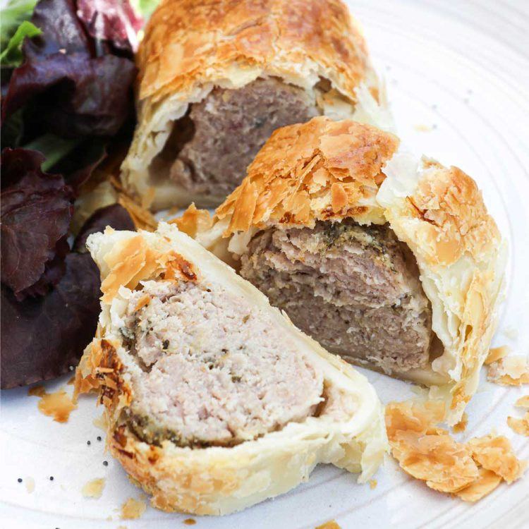 Brown and Forrest Takeaway Sausage roll