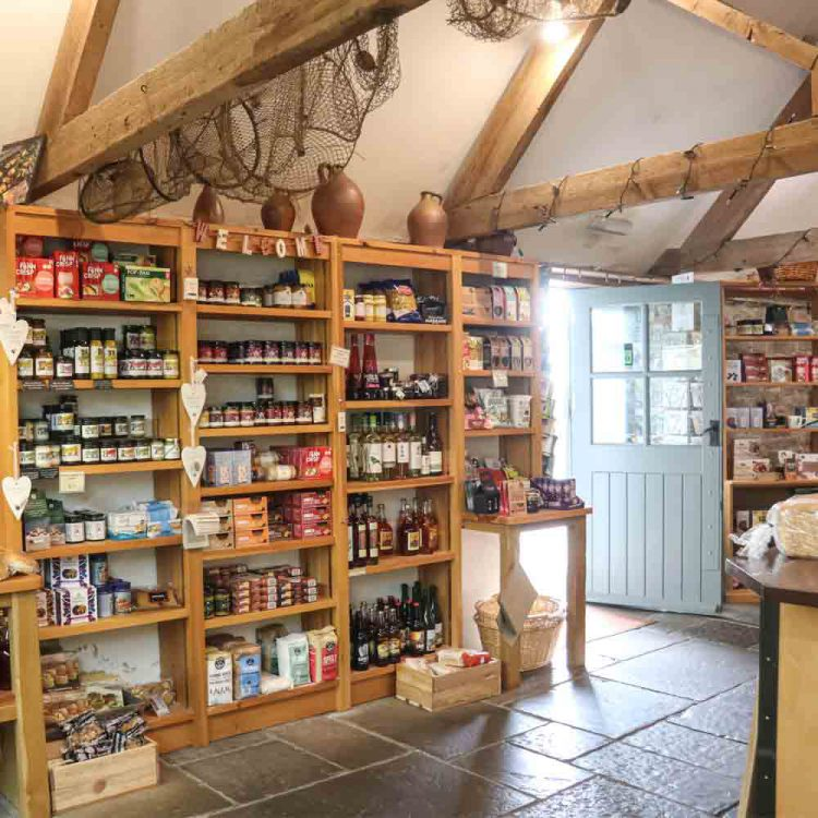 Brown and Forrest Shop in Hambridge, Somerset