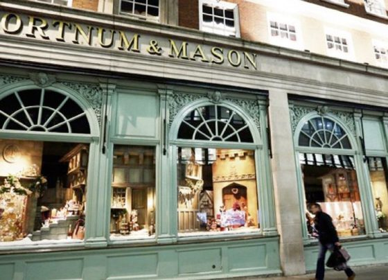 Fortnum and Mason - Brown & Forrest Smoked food supplier