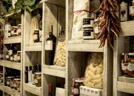 Priors Park Farm Shop - Brown & Forrest Smoked food supplier