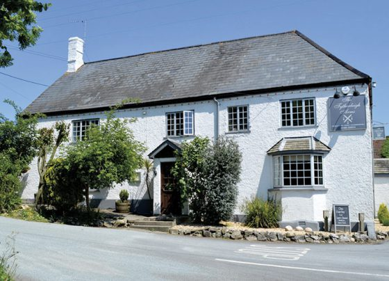 Tytherleigh Arms - Brown & Forrest Smoked food supplier
