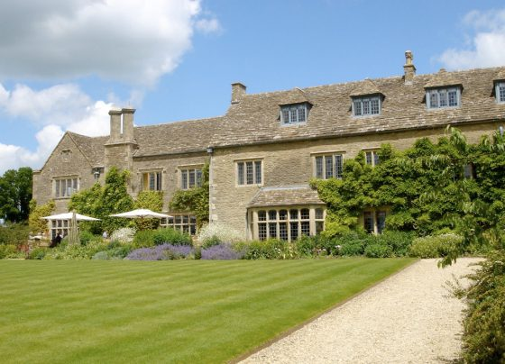 Whatley Manor - Brown & Forrest Smoked food supplier