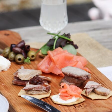 Brown & Forrest's Smoked Fish Selection