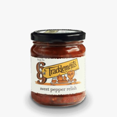 Tracklements Sweet Pepper Relish - Brown & Forrest