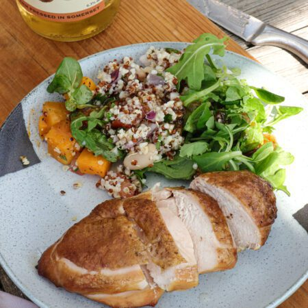 Brown & Forrest's Smoked Chicken Breasts