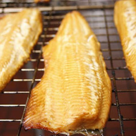 Smoked Artic Char by Brown & Forrest Smokery