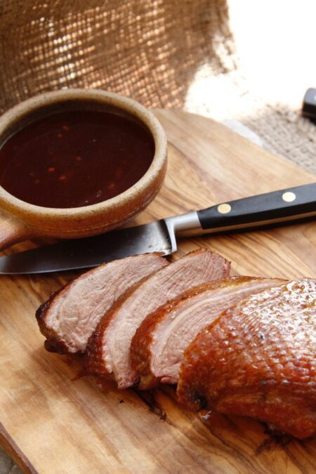 Smoked duck breast by Brown & Forrest Smokery